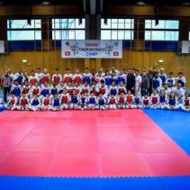 Swiss Taekwondo Camp 2017