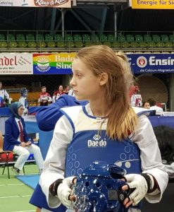 Grace - Taekwondo Europe Championship Qualifications