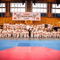 2nd Swiss Taekwondo Camp.