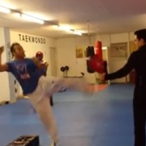 Grand Sports Academy Winterthur – Taekwondo Training