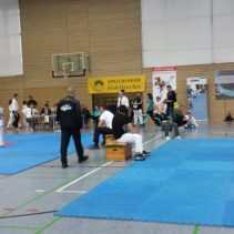 Internationales Tuttlinger Taekwondo Turnier 2016
